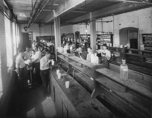 Chemistry Class | by NCSU Libraries Special Collections Research Center