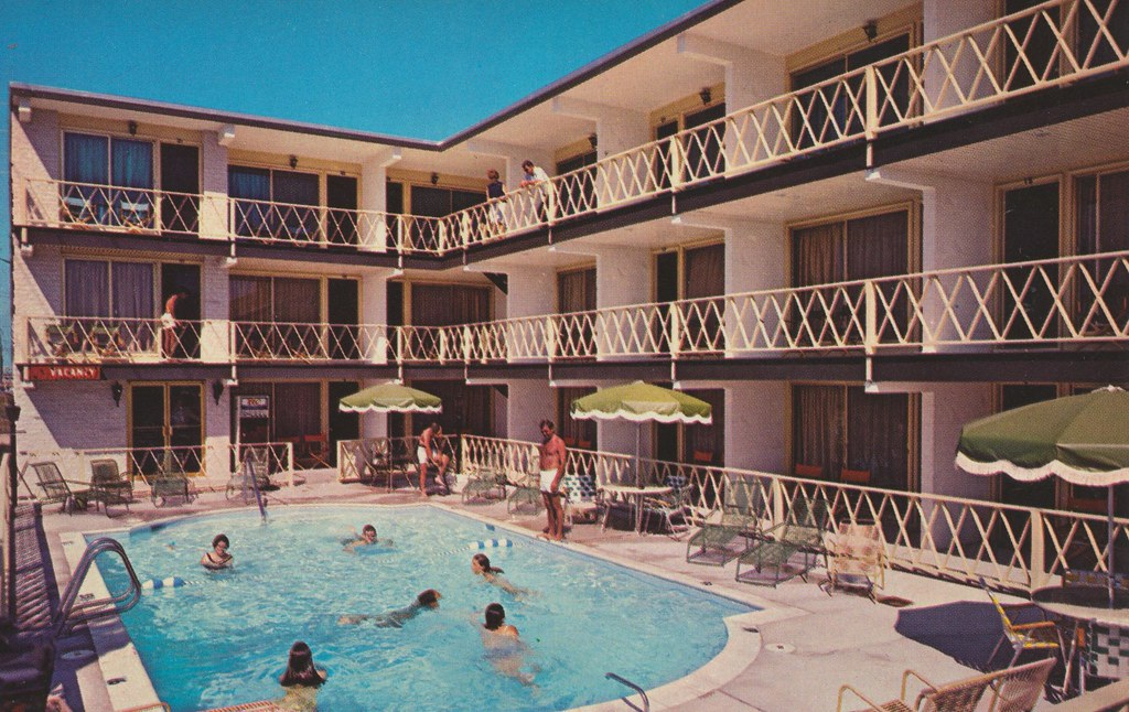 Shangri La Motel - Ocean City, Maryland