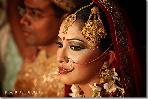 Brides of subcontinent are r