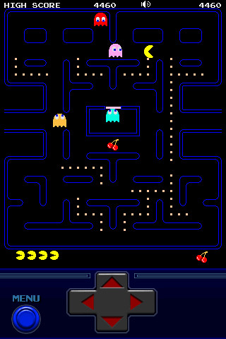 iPhone App: PAC-Man | by Daynah.net