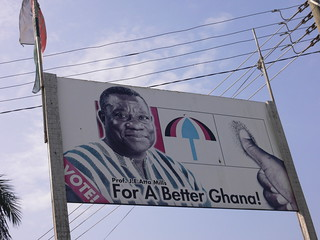 For a Better Ghana - Presidential Campaign from Prof. J.E. Atta Mills | by oneVillage Initiative