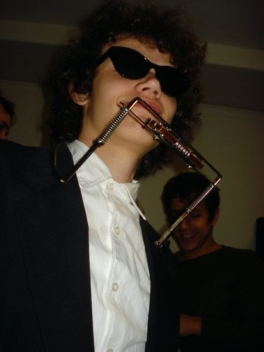 bob dylan costume by m drayer