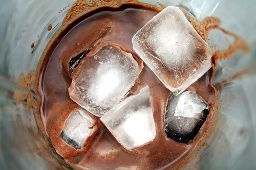 iced chocolate | by David Lebovitz