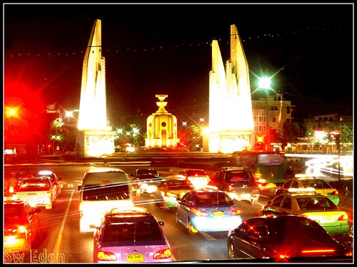 Thai Democracy Monument | by The SW Eden (สว อิเฎล)