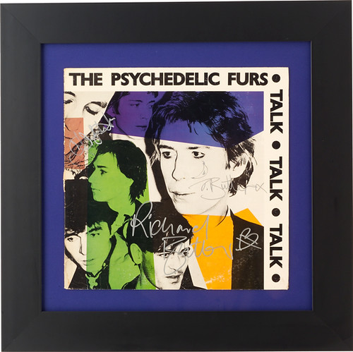 The Psychedelic Furs Signed Album This Psychedelic Furs