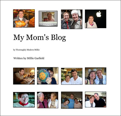 My Mom's Blog - The Book - Front Cover | by stevegarfield