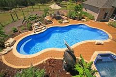 Cancun 12b Viking Pools Free Form Design Gary S Pool