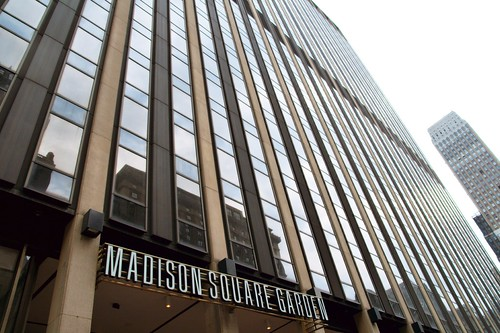 Madison Square Garden Matthias Rosenkranz Flickr