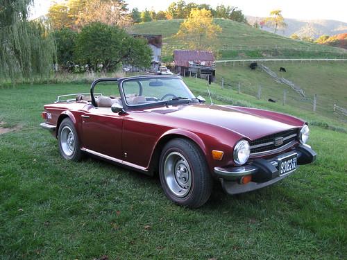 Classic Rare Car Project