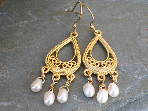 Renaissance Style Earrings This Is A Gorgeous Earring