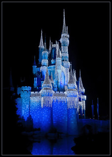 WDW Christmas Castle | by J.E.Skodak