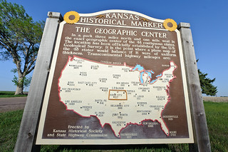 The Geographic Center of the USA | by goingslowly