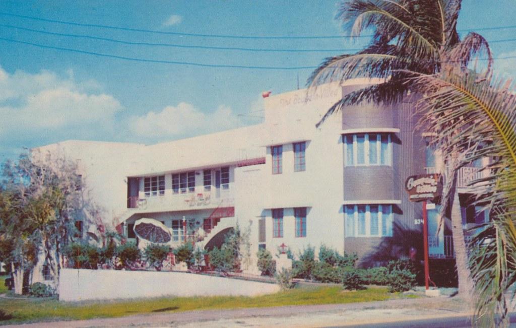 The Bougain Villea - Miami Beach, Florida