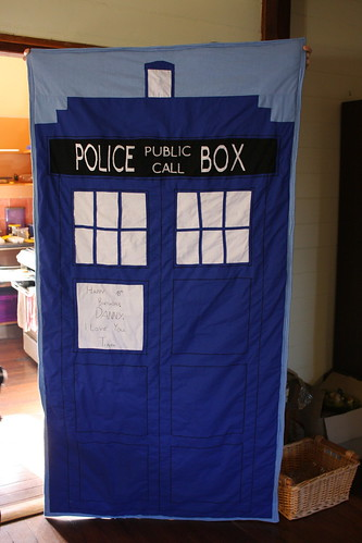TARDIS - front | by eye_ee_see