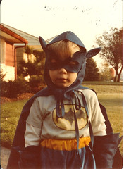 Bruce Wayne has nothing on this kid. | by Banjo Brown