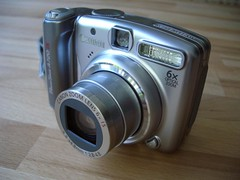 Canon Powershot A720 IS | by Lenz Grimmer