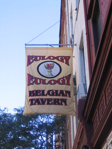 Eulogy Belgian Tavern Sign | by PLeia2
