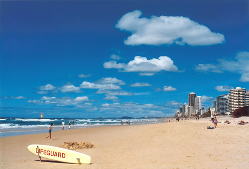 surfers paradise | by blink+