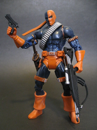 DCUC Deathstroke | by Action Toy Review