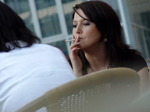 candid_sexy_smoking_female...! | by gwyther_smoke