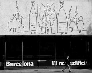 Colegio de arquitectos de barcelona edificio de 1962 - Colegio arquitectos barcelona ...