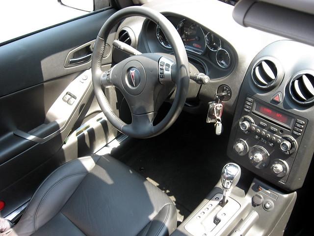 2008 Pontiac G6 Coupe 2