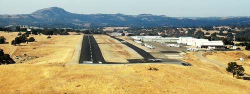 Calaveras Airport Short Final (KCPU) | by Dalfry