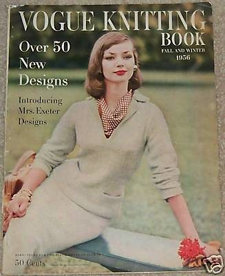 Vintage Knitting Patterns 1950s Glamour Sweaters Blogged