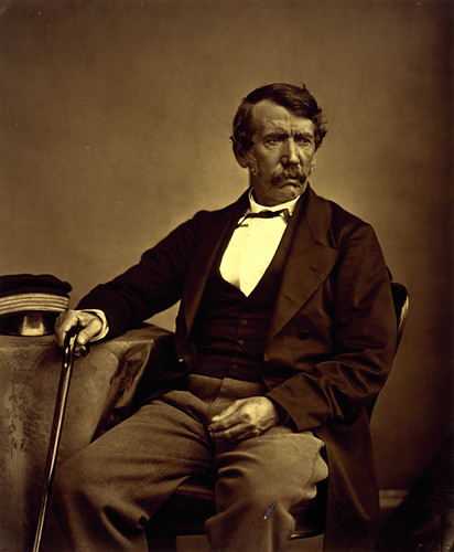 David Livingstone, 1813 - 1873. Missionary and explorer | by National Galleries of Scotland Commons