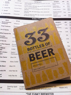 33 Bottles of Beer notebook | by snarkattack