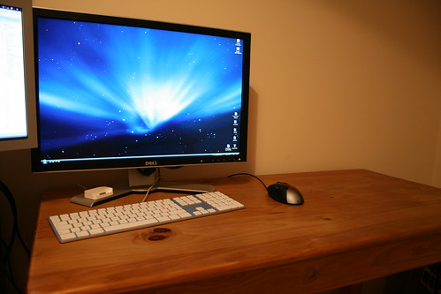 invisible iMac | by William Hook