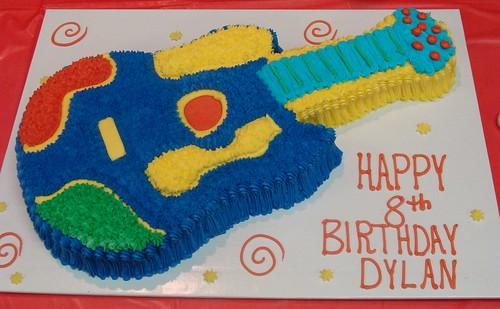 Jennifer Birthday Cake