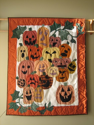 Halloween Quilt | by susanmarie2