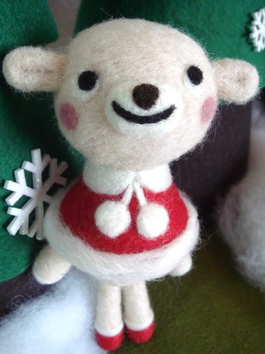 Christmas Pocket | by feltmates!