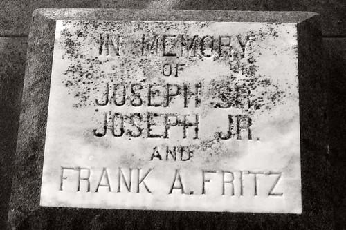 frank a fritz holy cross cemetery in santa cali fritz liess flickr