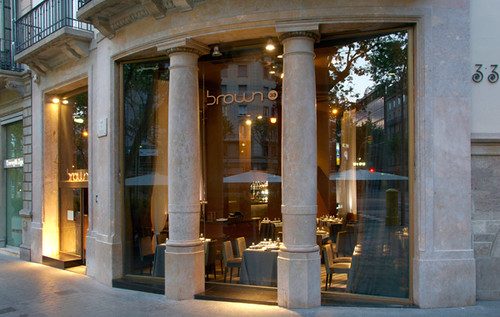 Restaurante brown 33 barcelona passeig de gracia 33 flickr - Restaurantes passeig de gracia ...