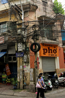 Hanoi cable madness | by Marcel Oosterwijk