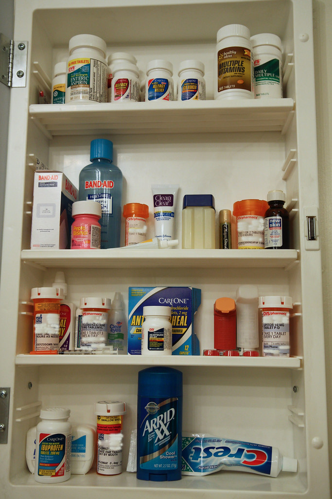 Medicine Cabinets - a gallery on Flickr
