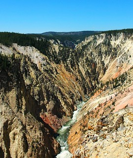 Grand Canyon of the Yellowstone | by dbushue
