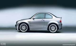 BMW M3 CSL (E46) | by Compact Motoring