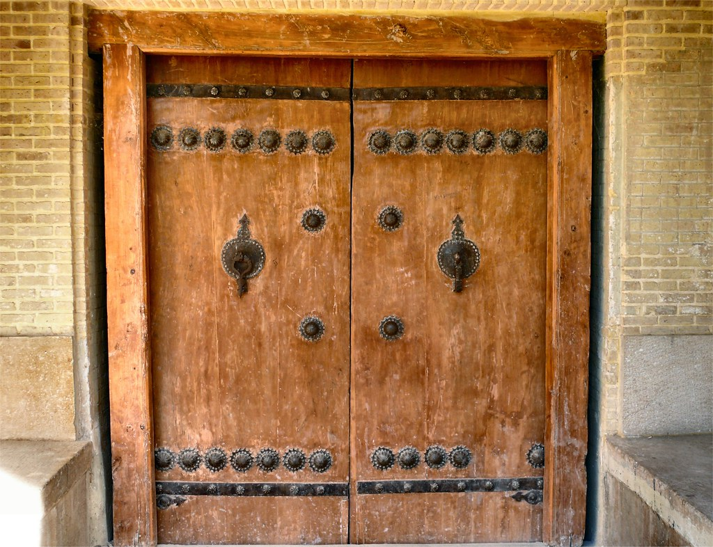 ... Double knock old door | by dynamosquito & Double knock old door | An old door with traditional double \u2026 | Flickr Pezcame.Com