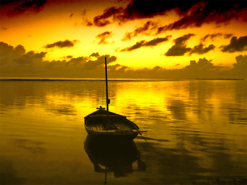Sunrise @ Addu - Maldives | by Badruddeen