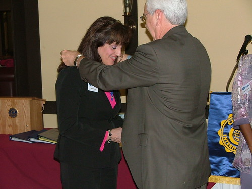 Installing of Officers at the Trussville Civitan Club charter | by Civitan International