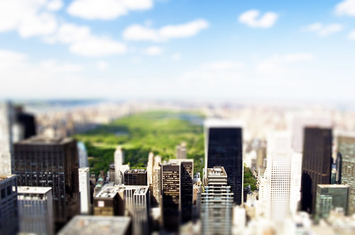NY_Tilt_Shift | by Daniele Pesaresi