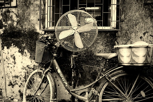 Who said a bicycle can't be cool? | by ... Arjun