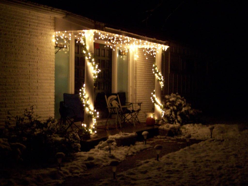 porch christmas lights 1 by jasonrallen
