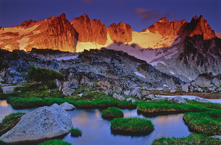 Sunrise in the Enchantments | by velvia rules!