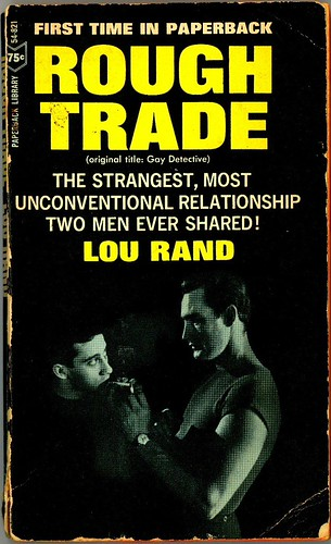 'Rough Trade' - Lou Rand | by letslookupandsmile