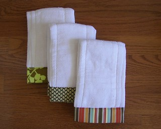 Burp Cloths-Amy's | by thismomsews