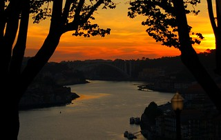 Sunset at Douro river | by anacm.silva